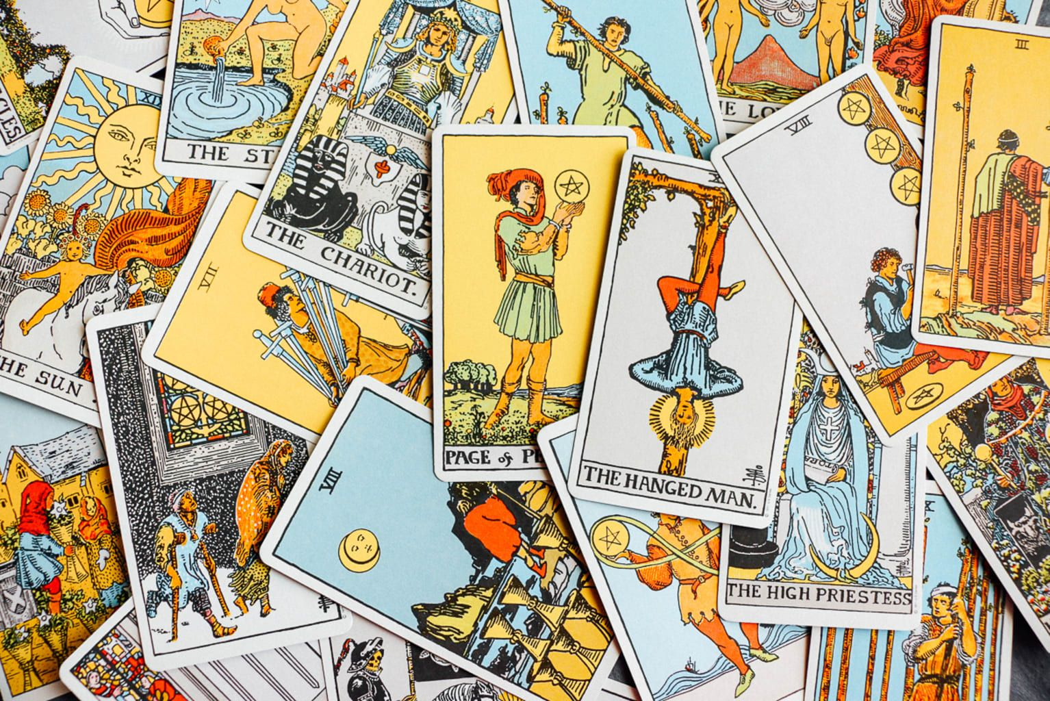 Estimate On Tarot Card Analysis