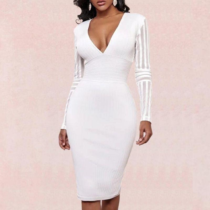 The Bandage Dress Cover Up