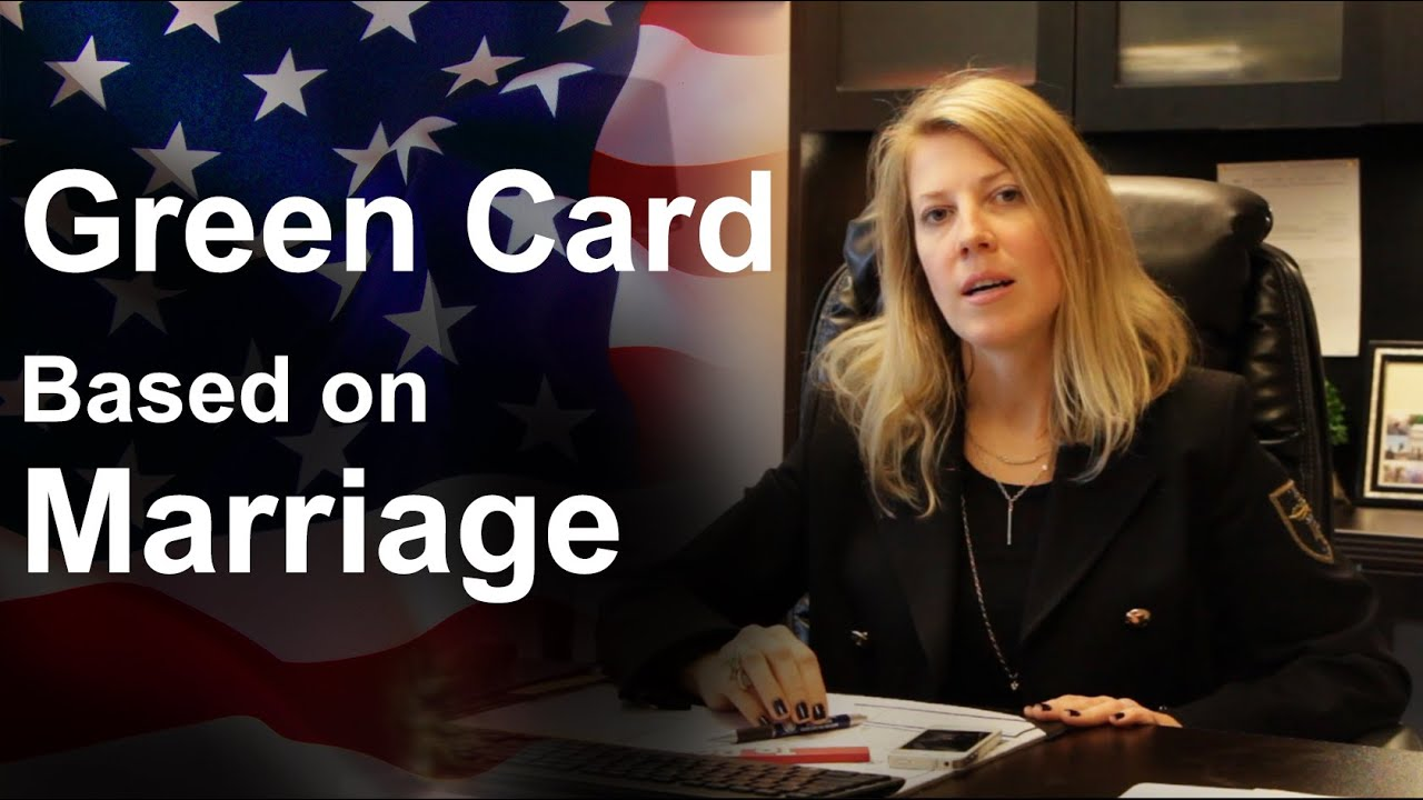 NJ Marriage-Based Green Card Lawyer